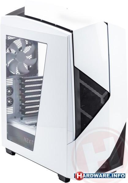 NZXT Noctis 450 White