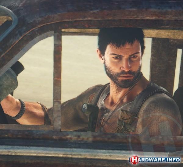 Mad Max (PlayStation 4)