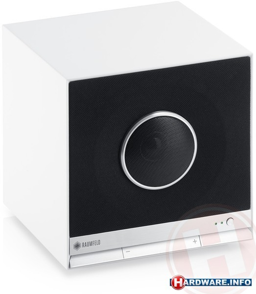 Teufel Raumfeld Stereo Cubes White