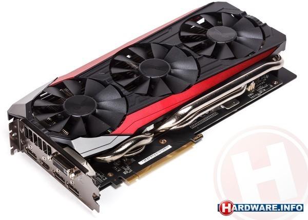 Asus Radeon R9 Fury Strix 4GB