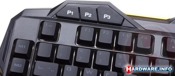 Sharkoon Shark Zone K30 Illuminated Gaming Keyboard (US)