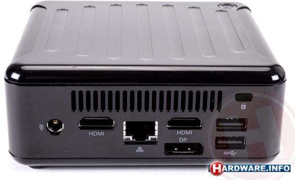ASRock Beebox N3000-4G128S Black
