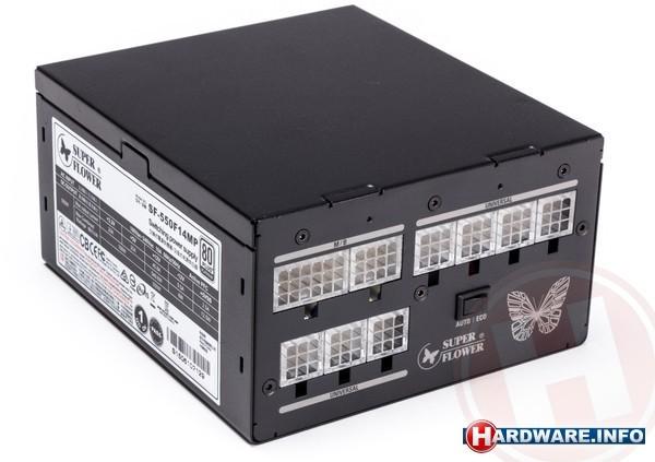 Super Flower Leadex Platinum 550W Black