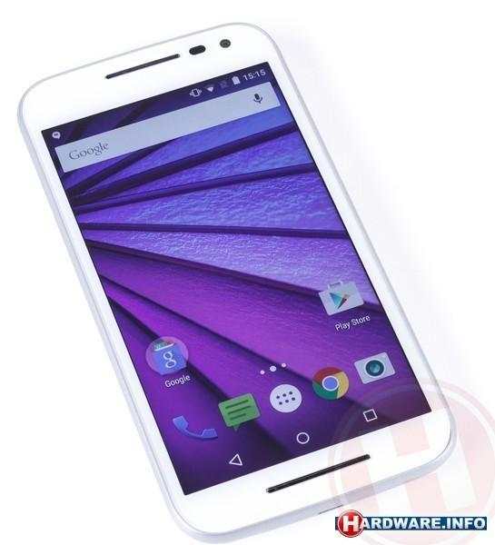 Motorola Moto G (2015) 8GB White