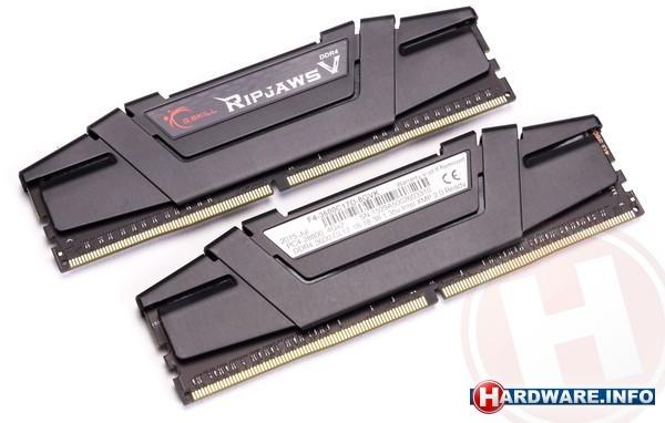 G.Skill Ripjaws V 8GB DDR4-3600 CL17 kit