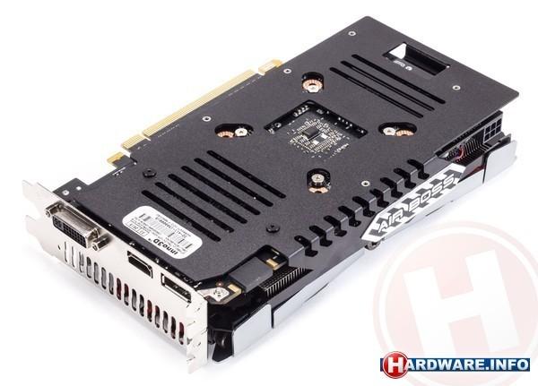 Inno3D GeForce GTX 950 X2 Air Boss Ultra 2GB