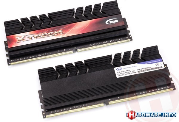 Team Xtreem 16GB DDR4-3466 CL17 kit