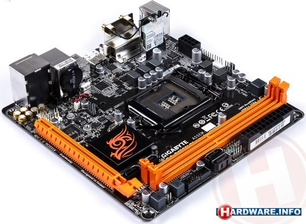Gigabyte B150N Phoenix-WiFi