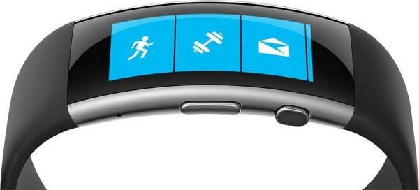 Microsoft Band 2 Medium