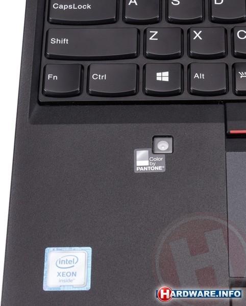Lenovo ThinkPad P50 review: mobiele Xeon - Hardware Info