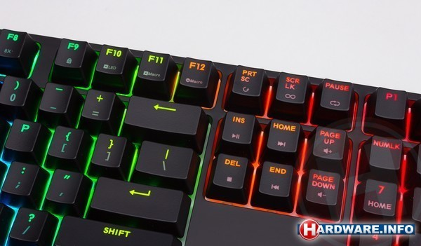 Cooler Master MasterKeys Pro L RGB MX Red