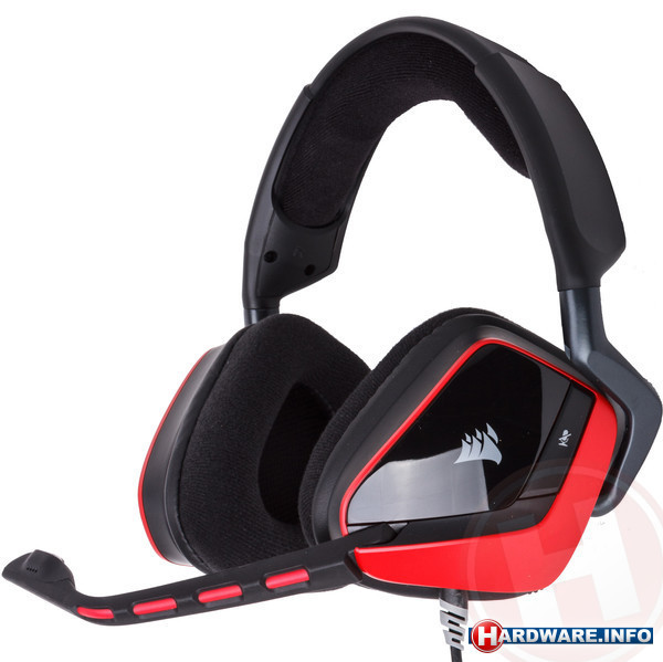 Corsair Gaming Void Hybrid Surround Red