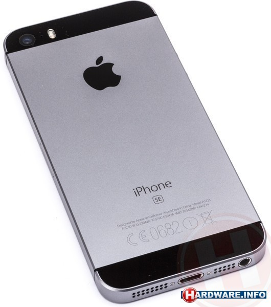 Apple iPhone SE 64GB Grey
