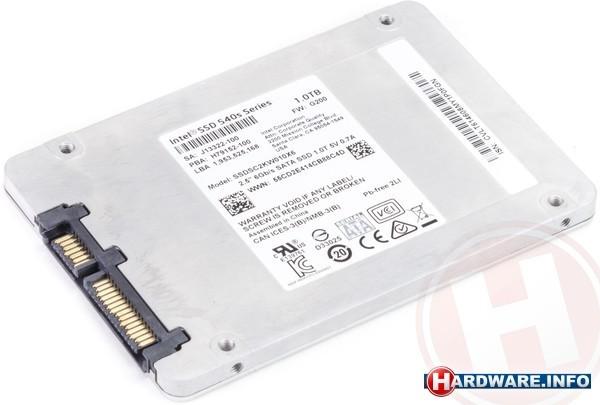 "Intel 540s Series 1TB (2.5"")"