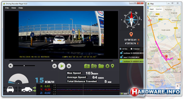 Nextbase 402G Professional