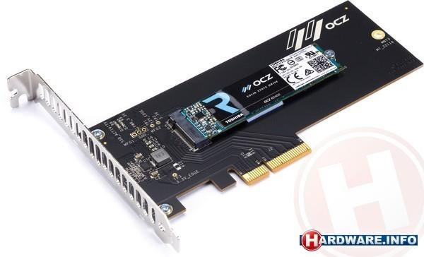 Toshiba OCZ RD400 512GB (PCIe x4)