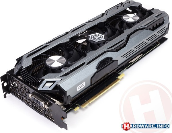 Inno3D GeForce GTX 1080 iChill X3 8GB
