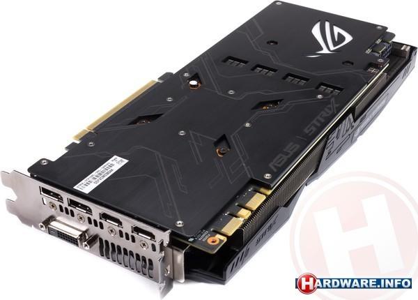 Asus GeForce GTX 1080 Strix OC 8GB