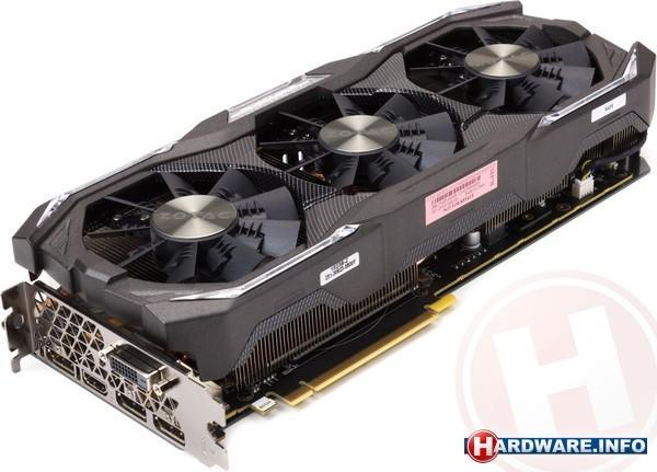 Zotac GeForce GTX 1070 AMP! Extreme 8GB