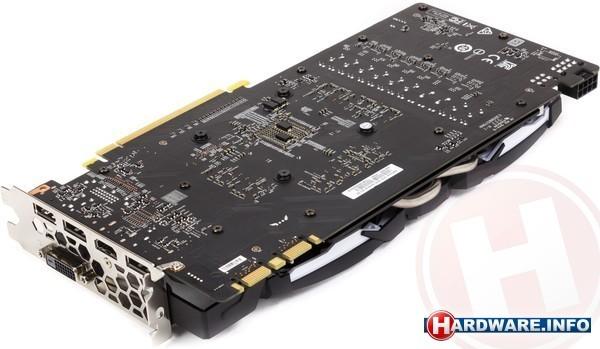 MSI GeForce GTX 1070 Armor OC 8GB