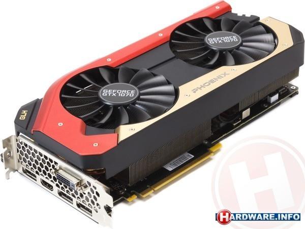 Gainward GeForce GTX 1070 Phoenix GLH 8GB