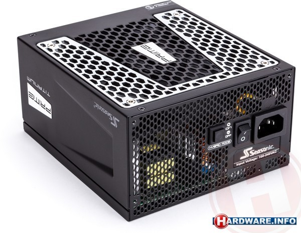 Seasonic Prime Titanium 650W