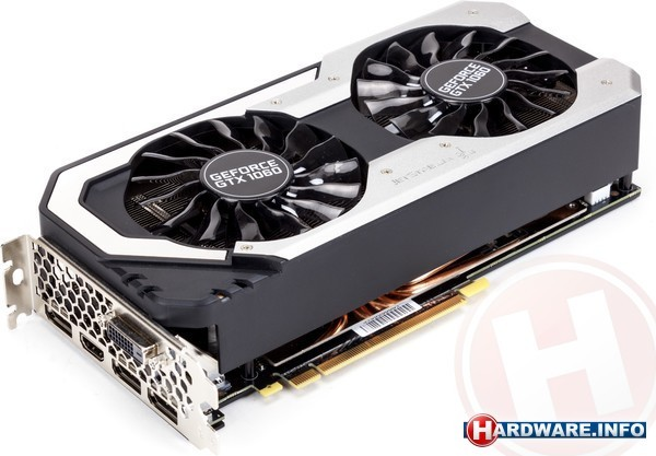 Palit GeForce GTX 1060 Super JetStream 6GB