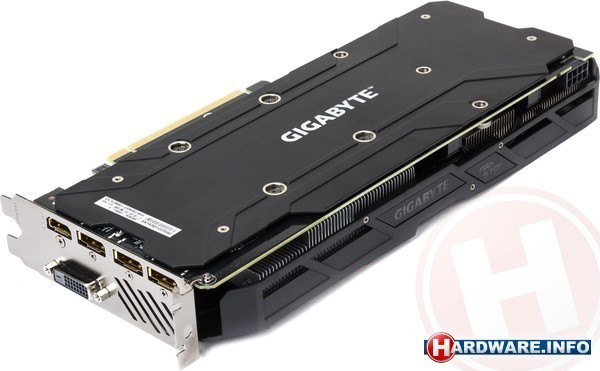 Gigabyte GeForce GTX 1060 G1 Gaming 6GB