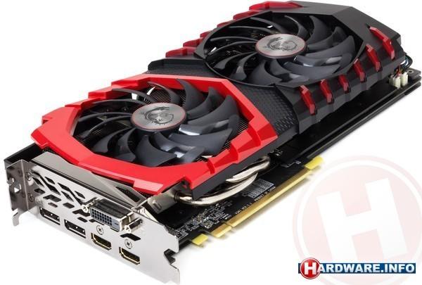 MSI Radeon RX 480 Gaming X 8GB