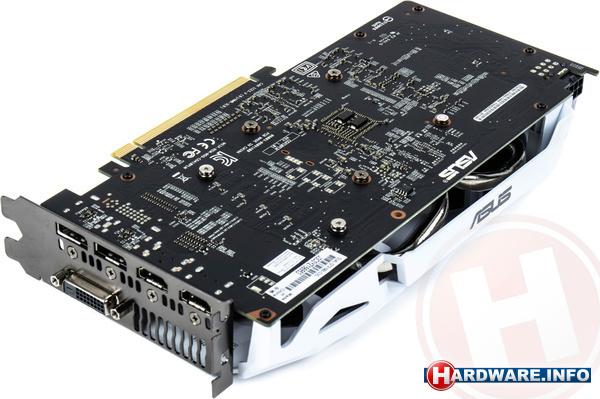Asus GeForce GTX 1060 Dual OC 3GB