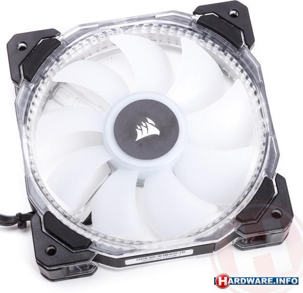 Corsair Air Series HD120 RGB LED 3-pack + LED-controller
