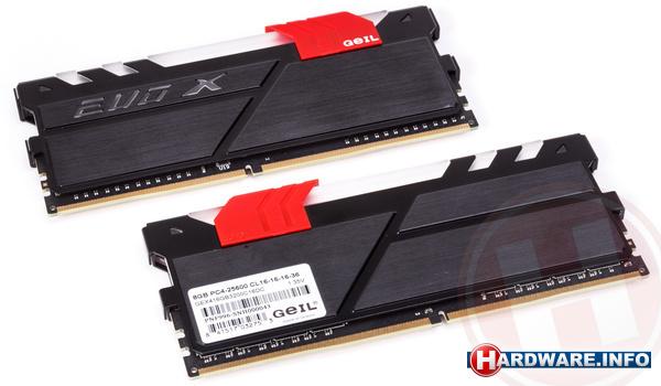 Geil Evo X 16GB DDR4-3200 CL16 kit