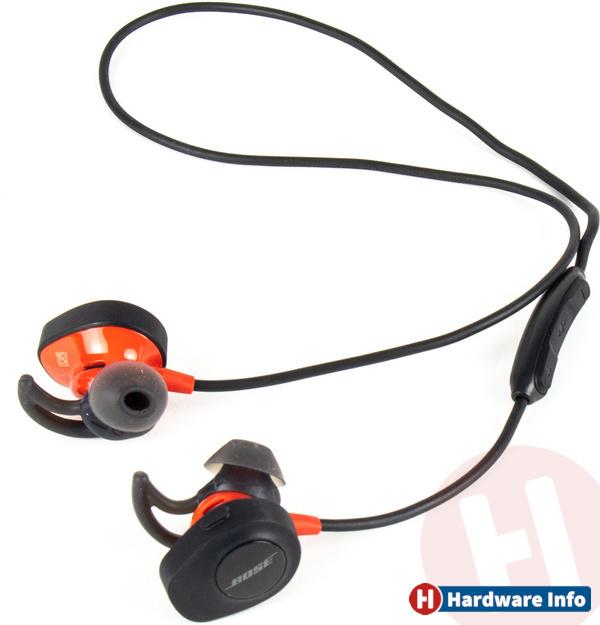 Bose SoundSport Pulse Wireless In-Ear Red
