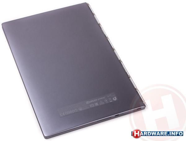 Lenovo Yoga Book YB1-X90L Gun Metal Grey