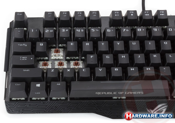Asus RoG Claymore (Cherry MX Brown)