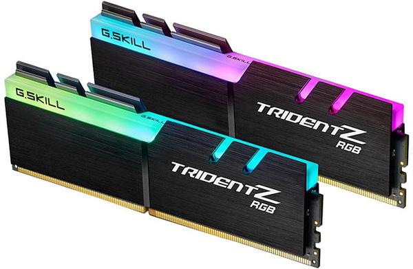 G.Skill Trident Z RGB 16GB DDR4-3600 CL16 kit