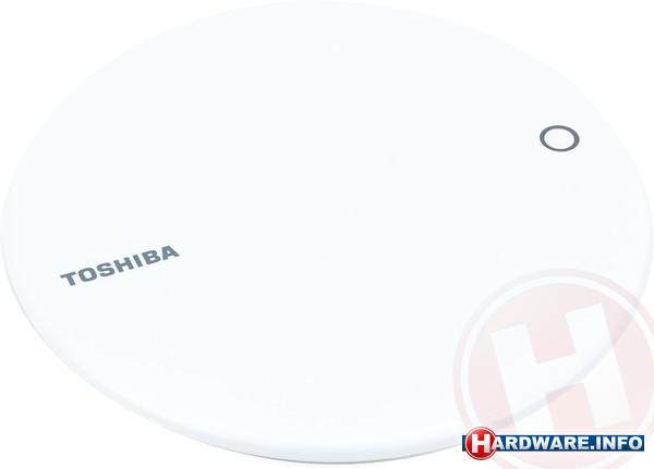 Toshiba Canvio for Smartphone 500GB White