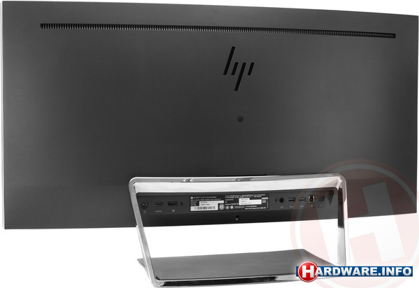 HP Envy 34 Curved Silver