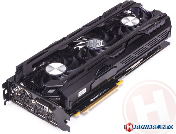Inno3D GeForce GTX 1080 Ti iChill X3 Ultra 11GB