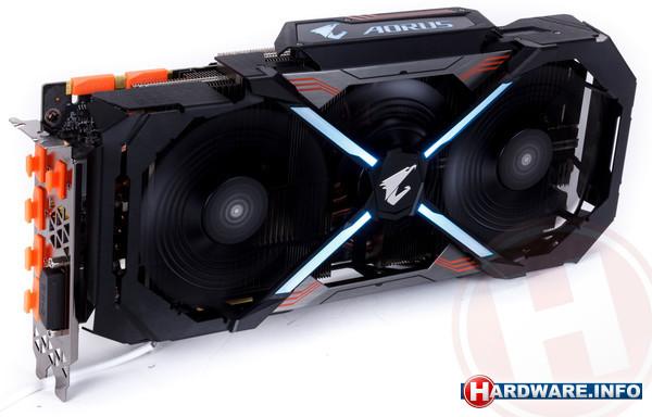 Gigabyte Aorus GeForce GTX 1080 Ti Xtreme Edition 11GB