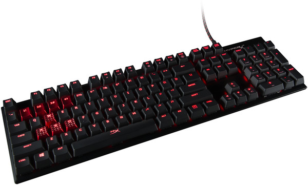 Kingston HyperX Alloy FPS MX Red, Black (US)