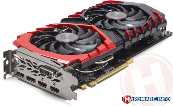 MSI Radeon RX 570 Gaming X 4GB