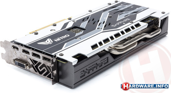 Sapphire Radeon RX 580 Nitro+ Limited Edition 8GB