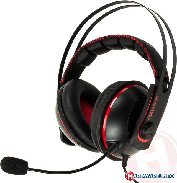 Asus Cerberus V2 Red
