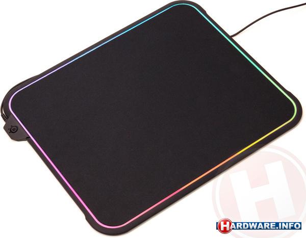 SteelSeries QcK Prism Gaming RGB Black
