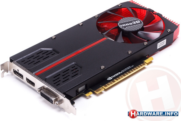 Inno3D GeForce GTX 1050 Ti Single Slot 4GB