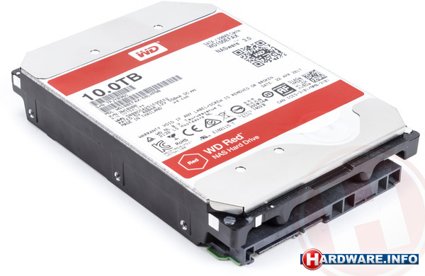 Western Digital Red 10TB (256MB)
