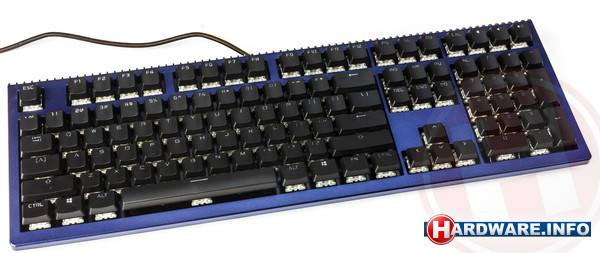 Ducky Shine 6 special edition MX Speed RGB
