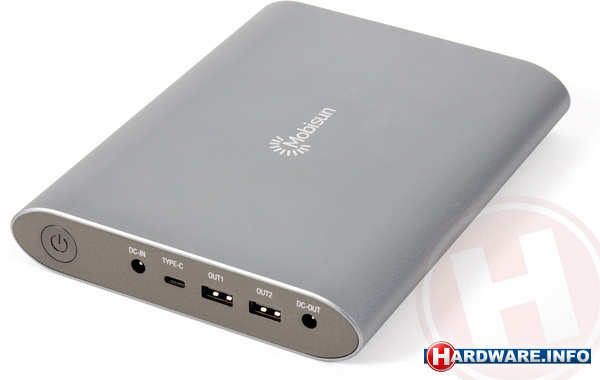 Mobisun Laptop Powerbank 40000 mAh