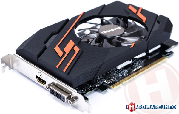 Gigabyte GeForce GT 1030 OC 2GB